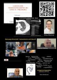 Lungensonographie