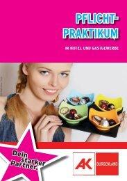 PFLICHT- PRAKTIKUM - AK - Burgenland - Arbeiterkammer