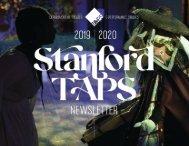 Stanford TAPS 2020 Newsletter