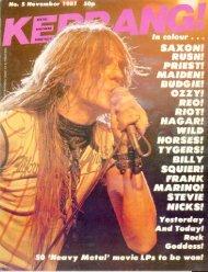 Kerrang - 05 1981