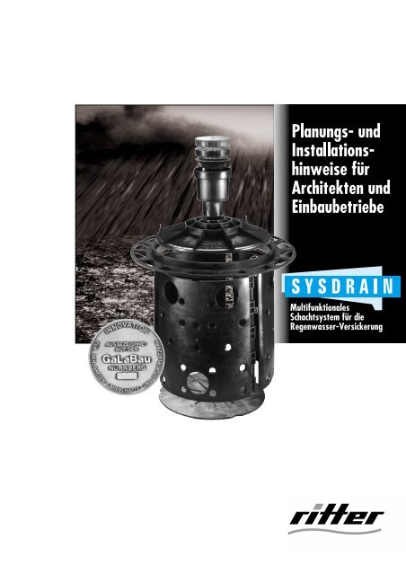 SYSDRAIN als... - Ritter