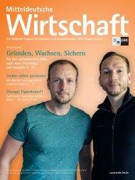 Mitteldeutsche Wirtschaft Ausgabe 06/2020