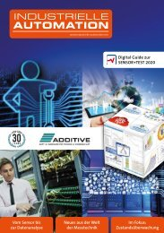 INDUSTRIELLE AUTOMATION DIGITAL GUIDE 2020