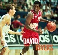 DAVID RIVERS - 101 Greats of European Basketball
