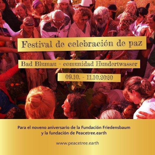 Peacetree Spirit Magazin ESP Web