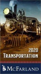 Transportation Books 2020