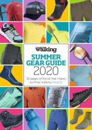 Country Walking - Spring Summer Gear Guide