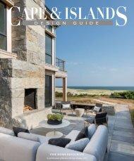 BDG Cape & Islands Design Guide 2021
