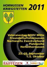 hornussen kriegstetten 2011 - Spielergemeinschaft Recherswil ...
