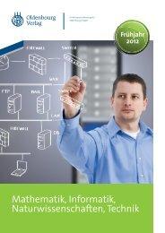 Mathematik, Informatik, Naturwissenschaften, Technik - Oldenbourg ...