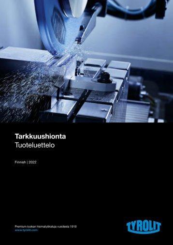 Precision Grinding 2020 - Finnish