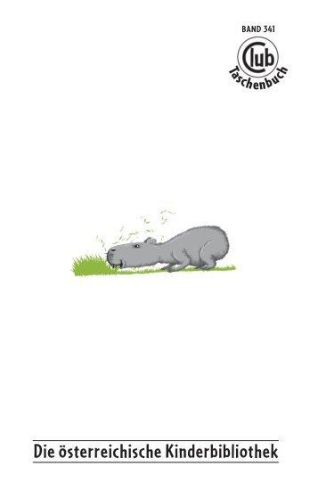 Leseprobe Pepe Wasserschwein