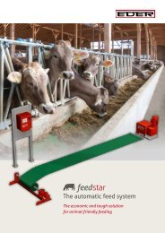 Feedstar - The automatic feed system - English