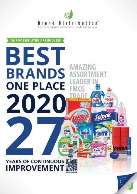 BDG Non-food catalog 2020