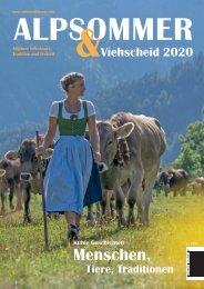 Alpsommer & Viehscheid 2020