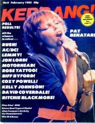 Kerrang - 08 1982