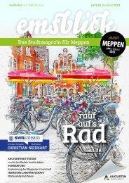 Emsblick Meppen Heft 38 (Juni/Juli 2020)