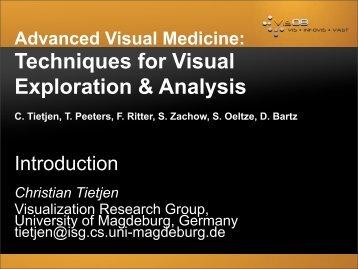Advanced Virtual Medicine: Techniques and ... - VGTC.org