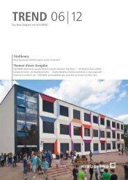 TREND 06 12 (Nr. 24) - Kleusberg GmbH & Co. KG