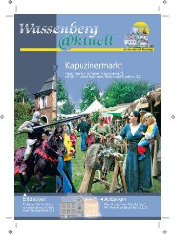 Ausgabe als PDF herunterladen - Gewerbeverein Wassenberg eV