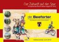 Gemeinde Beaufort Der Zukunft auf der Spur