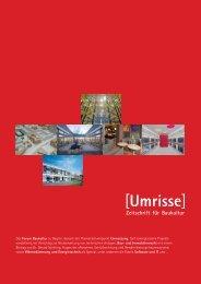 02·2008 - Thema: Umnutzung - Umrisse