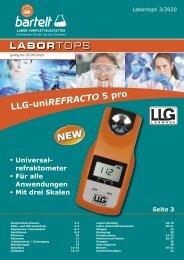 LLG Labortops Q3 2020