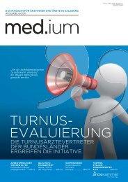 Facharzt (m/w) für Innere Medizin - Ärztekammer für Salzburg