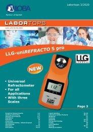 LLG Labortops Q3 2020 EN