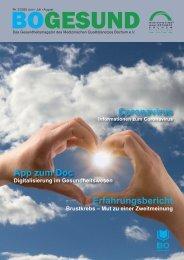 BOGESUND Ausgabe Nr. 2/2020