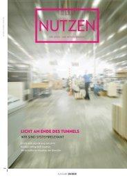 NUTZEN 02/2020: Licht am Ende des Tunnels