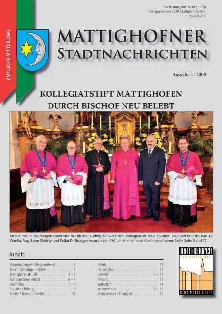 Singles Mattighofen, Kontaktanzeigen aus Mattighofen bei