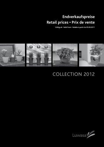 Endverkaufspreise Retail prices • Prix de vente - Scheuermeyer