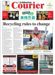 Ashburton Courier: June 18, 2020