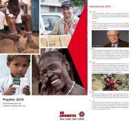 Projekte 2010 - Die Johanniter