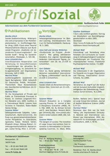ProfilSozial - Hochschule Fulda
