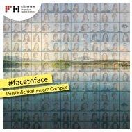 Facetoface - Infobroschüre