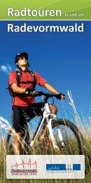 Radtouren in und um - Stadt Radevormwald