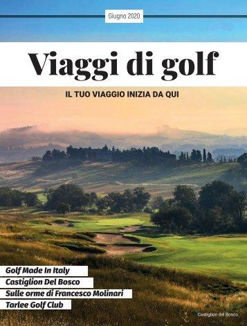 Viaggi di Golf - Giugno 2020