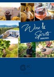 Wine & Spirits 2020 / 2021 [oP]