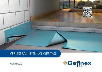 Gefitas Verlegeanleitung