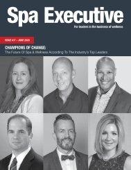 Spa Executive | June 2020