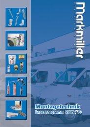 Aluminium - Fensterbänke - Markmiller: Markmiller