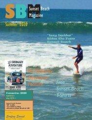 Sunset Beach Magazine Summer 2020