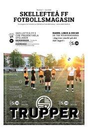 Skellefteå FF Fotbollsmagasin – 2020 #1