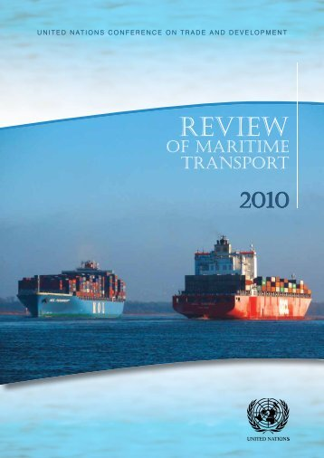 Review of Maritime Transport 2010 - Unctad