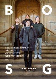 BOSG Magazin 1/2020