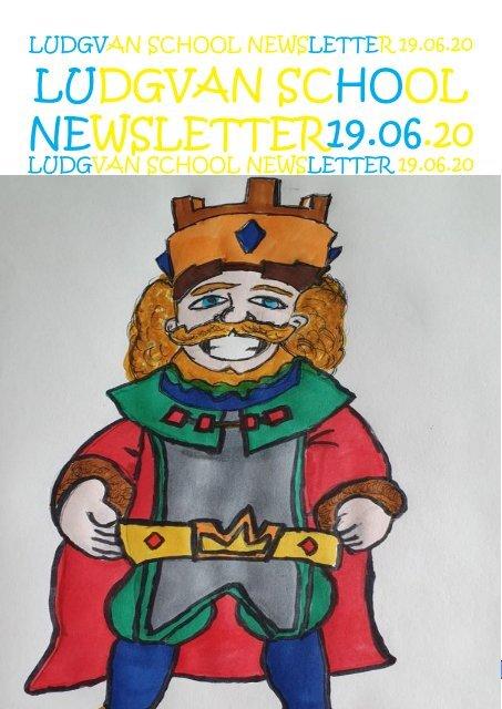 Newsletter 22 - 19.06.20