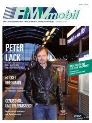 RMVmobil - Kundenmagazin des RMV - Sommer 2012 - KVG