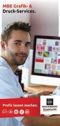 MBE Grafik- und Druckdienstleistungen